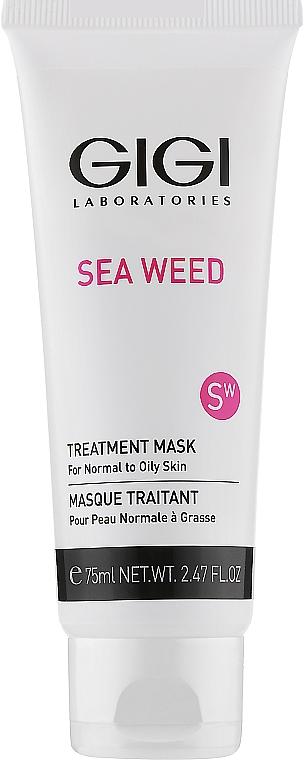 Лікувальна маска - Gigi Sea Weed Teatment Mask  — фото N1