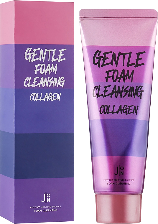 "Пенка для умывания ""Коллаген"" - J:ON Collagen Gentle Cleansing Foam"
