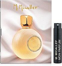 Духи, Парфюмерия, косметика M. Micallef Mon Parfum - Парфюмированная вода (пробник)