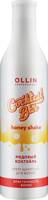 """Крем-шампунь для волос """"Медовый коктейль"""" - Ollin Professional Cocktail Bar Honey Shake"""