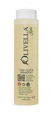 """Шампунь для волос """"Оливковый"""" - Olivella The Olive Shampoo"""