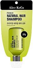 Духи, Парфюмерия, косметика Натуральный шампунь для волос - Alice Koco Premium Natural Hair Shampoo