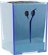 Духи, Парфюмерия, косметика Подставка для парикмахерских ножниц и инструмента, 21124, синяя - SPL