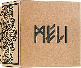 "Духи, Парфюмерия, косметика Подарочный набор ""Герда"" для тела и лица - Meli (batter/150ml + lip/balm/5.5g)"