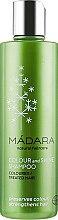 Духи, Парфюмерия, косметика Шампунь для окрашенных и химически обработанных волос - Madara Cosmetics Colour & Shine Shampoo