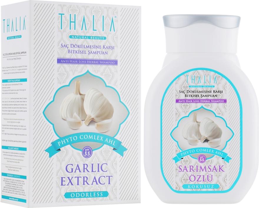 Шампунь для волос c экстрактом чеснока - Thalia Anti Hair Loss Shampoo