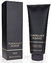 Духи, Парфюмерия, косметика Arrogance Pour Homme - Шампунь для тела и волос
