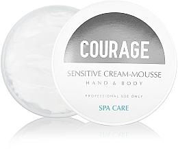 Духи, Парфюмерия, косметика Крем мусс для рук и тела - Courage Soft Body Creame