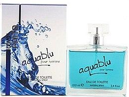 Духи, Парфюмерия, косметика Phito Uomo Aqua Blu - Туалетная вода