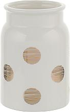 Духи, Парфюмерия, косметика Стакан для ванной комнаты - AWD Interior Daisy