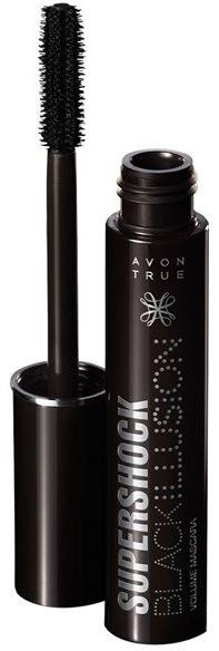 Объемная тушь для ресниц - Avon SuperShock Black Illusion