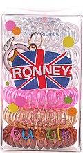 Духи, Парфюмерия, косметика Резинки для волос - Ronney Professional Funny Ring Bubble 9