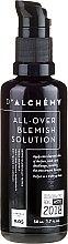 Духи, Парфюмерия, косметика Крем для жирной и комбинированой кожи - D'alchemy All Over Blemish Solution