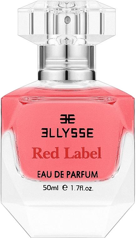 Ellysse Red Label - Парфюмированная вода