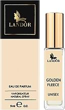 Духи, Парфюмерия, косметика Landor Golden Fleece Unisex - Парфюмированная вода (мини)