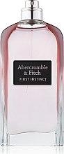 Парфумерія, косметика Abercrombie & Fitch First Instinct - Парфумована вода (тестер без кришечки)