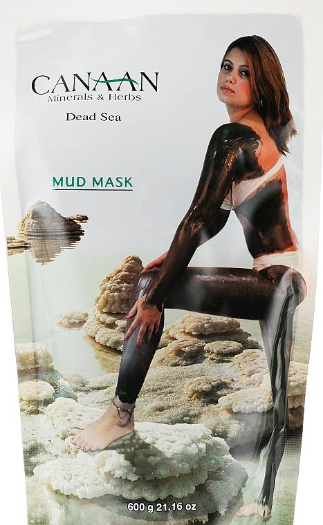 Грязевая маска для тела - Canaan Minerals & Herbs Mud Mask
