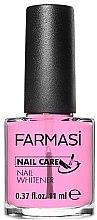 Духи, Парфюмерия, косметика Средство для отбеливания ногтей - Farmasi Nail Care Nail Whitener