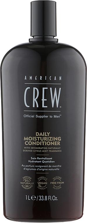 Кондиционер увлажняющий для ежедневного использования - American Crew Daily Deep Moisturizing Conditioner