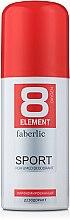 Духи, Парфюмерия, косметика Faberlic 8 Element Sport - Дезодорант