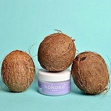 Детское кокосовое масло - Kokoso Baby Skincare Coconut Oil — фото N4