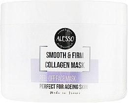 Духи, Парфюмерия, косметика Коллагеновая альгинатная маска для лица против отеков - Alesso Professionnel Smooth & Firm Collagen Mask