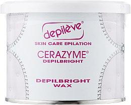 Духи, Парфюмерия, косметика Пленочный воск с эффектом осветления кожи - Depileve Cerazyme Depil Bright Wax