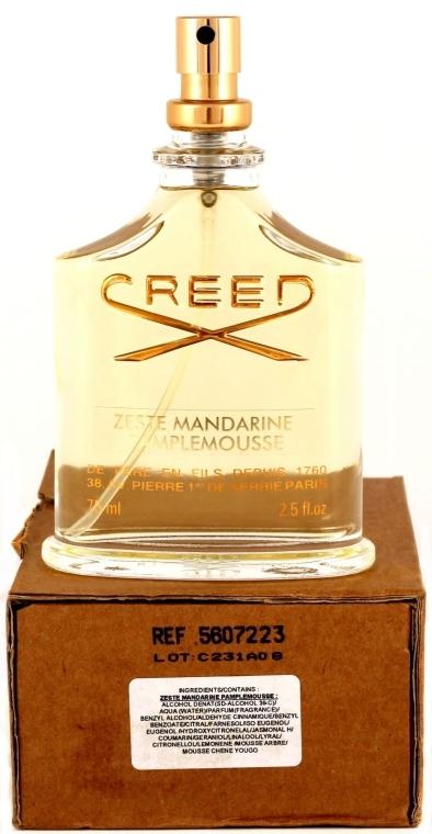 Creed Zeste Mandarine Pamplemousse - Туалетна вода (тестер без кришечки) — фото N3