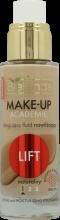 Духи, Парфюмерия, косметика Увлажняющий тональный крем с эффектом лифтинга - Bielenda Make-Up Academie Lift Base Hidratante