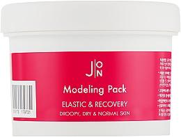 Духи, Парфюмерия, косметика Альгинатная маска для эластичности и восстановления кожи лица - J:ON Modeling Pack Elastic & Recovery