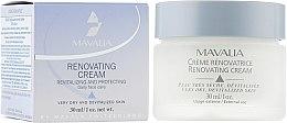 Духи, Парфюмерия, косметика Восстанавливающий крем - Mavalia Renovating Cream