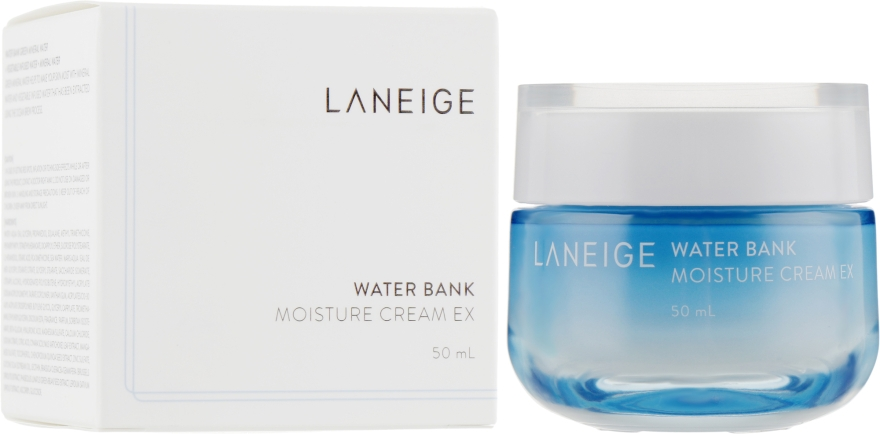 Увлажняющий крем для лица - Laneige Water Bank Moisture Cream EX