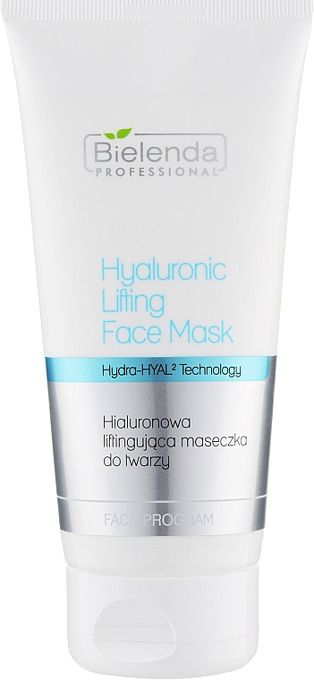 Гиалуроновая маска-лифтинг для лица - Bielenda Professional Hydra-Hyal Injection Hyaluronic Lifting Face Mask