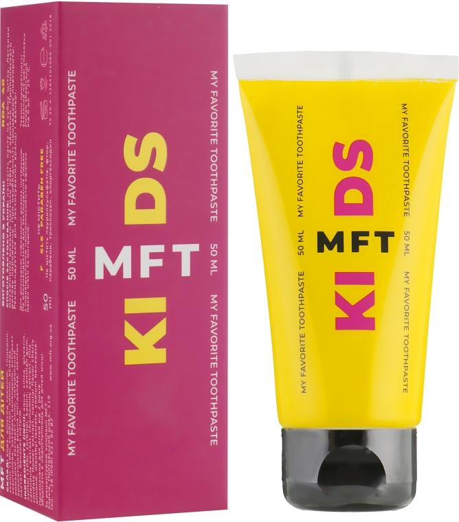 Паста зубная «Kids» - MFT