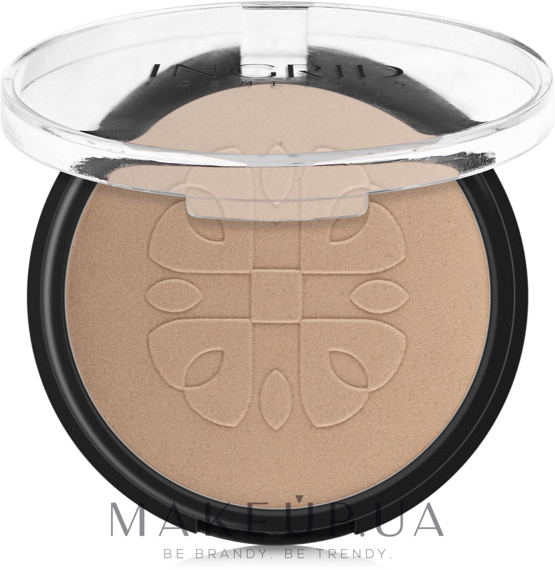 Компактная пудра - Ingrid Cosmetics HD Beauty Innovation Transparent Powder — фото 25g