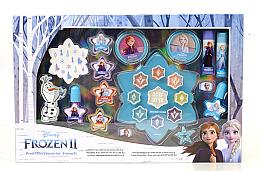 Духи, Парфюмерия, косметика УЦЕНКА Большой косметический набор в коробке - Markwins Frozen *