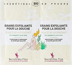 Духи, Парфюмерия, косметика Маска для тела - Secrets des Fees Grains Exfoliants Douche Douceur Hydratant