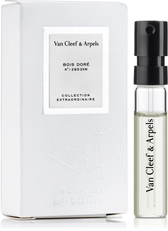 Van Cleef & Arpels Collection Extraordinaire Bois Dore - Парфюмированная вода (пробник)