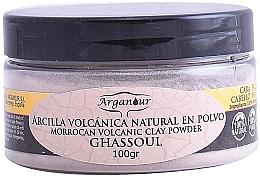 Духи, Парфюмерия, косметика Глиняная маска для лица и волос - Arganour Morrocan Volcanic Clay Powder