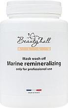 """Духи, Парфюмерия, косметика Омолаживающая кремовая маска """"Морская реминерализация"""" - Beautyhall ALGO Wash Off Mask Marine Remineralizing"""