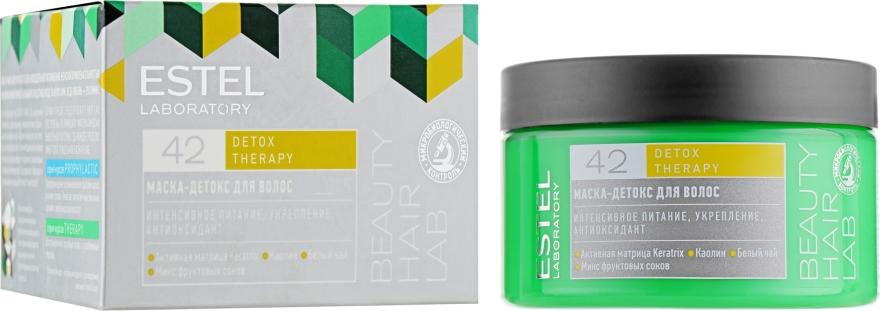 Маска-детокс для волос - Estel Professional Beauty Hair Lab 42 Detox Therapy Mask