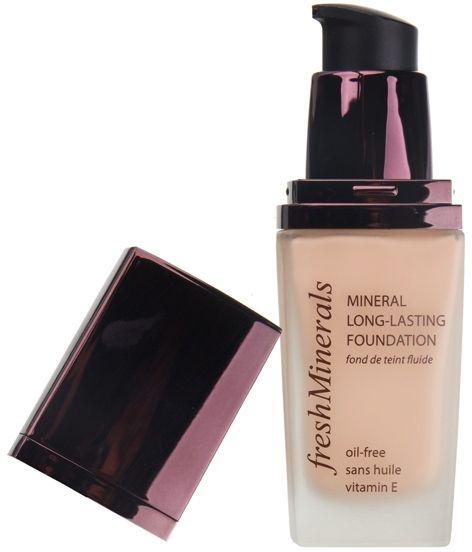 Стойкая тональная основа - FreshMinerals Mineral Long Lasting Foundation