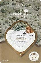 Духи, Парфюмерия, косметика Маска с вулканическим пеплом для очистки и сужения пор - PureHeal's Volcanic Pore Tightening Mask Capsule