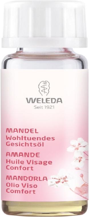Миндальное успокаивающее масло для лица - Weleda Mandel GesichtsOil (мини)