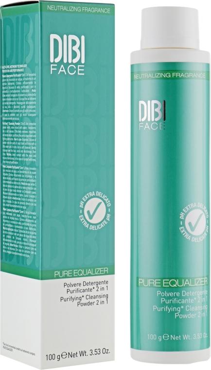 Очищающая пудра 2в1 - Dibi Pure Equalizer Purifying Cleansing Powder 2in1