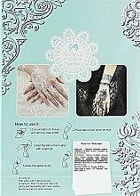 """Флэш-тату """"Белый ажур"""", HL-016 - Biofarma  — фото N2"""