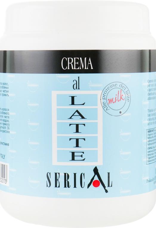 Крем-маска с молочными протеинами - Pettenon Serical