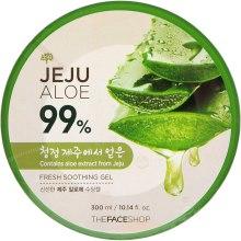 Духи, Парфюмерия, косметика Универсальный гель с алоэ - The Face Shop Jeju Aloe Fresh Soothing Gel