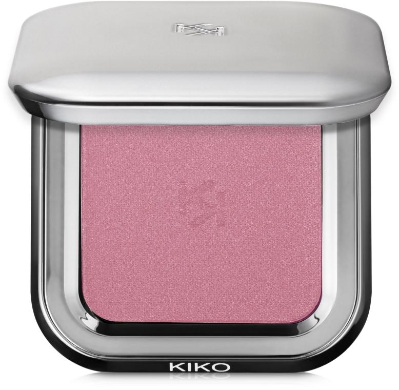 Стойкие пудровые румяна для модулируемого макияжа - Kiko Milano Unlimited Blush