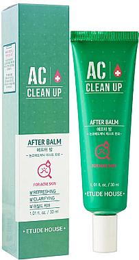 Бальзам для устранения пятен постакне - Etude House AC Clean Up After Balm